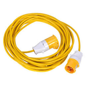 110V EXTENSION LEAD (2.5MM X 50' 16 AMP)