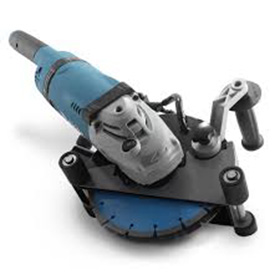 Disc Cutter Chasing Tool Hire Nottingham