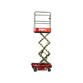 ELECTRIC POP UP SCISSOR LIFT 3.6M