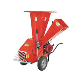 GARDEN SHREDDER CHIPPER  60-100MM (PETROL)