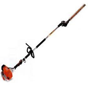 HEDGE TRIMMER EXTENDED POLE (2 STROKE)