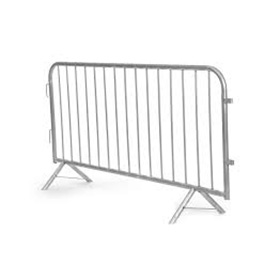 SECURITY FENCING 1.0 X 2.0 MTR (PEDESTRIAN BARRIER)