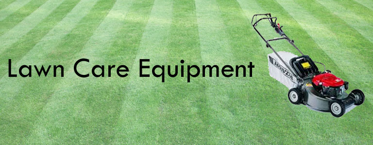 Lawn Care Equipment Page