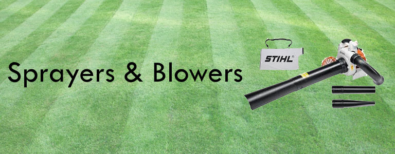 Sprayers & Blowers Page