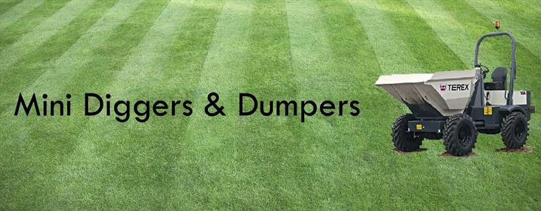 Mini Diggers and Dumpers
