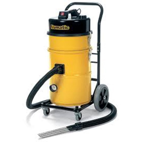 60 LITRE DUST EXTRACTION UNIT HAZARDOUS (110V)