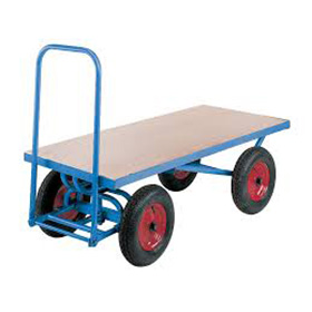 FLAT BED TROLLY