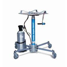 GAS & ELECTRIC TELESCOPIC MATERIALS LIFT (10-15FT)