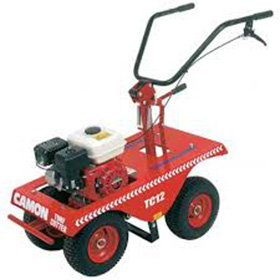 GRASS/LAWN TURFER MACHINE (PETROL)