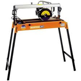OVERHEAD WET DIAMOND TILE CUTTER (110V)