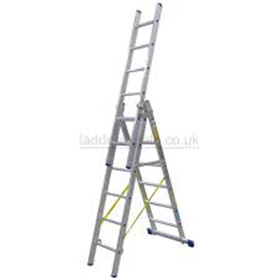 ZARGE COMBI STEP LADDER